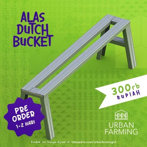 Foto Produk Alas Dutch Bucket System Hidroponik Dudukan/Base/Meja dari UrbanFarming