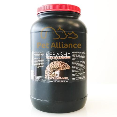 Foto Produk REPASHY SUPERCAL MeD Calcium Supplement - Kalsium + D3 Reptil (REPACK) dari Pet Alliance