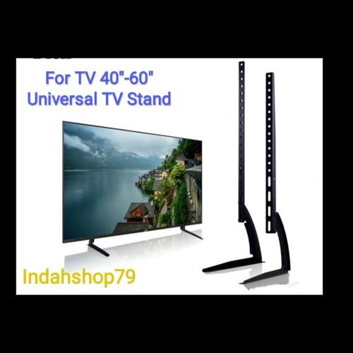 "Foto Produk Tv Stand,Stand Tv,Kaki Tv Universal 40""-65 "" dari IndahShop79"