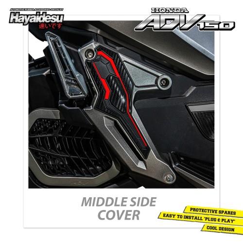 Foto Produk Hayaidesu Honda ADV Middle Side Step Body Protector Cover dari Hayaidesu Indonesia