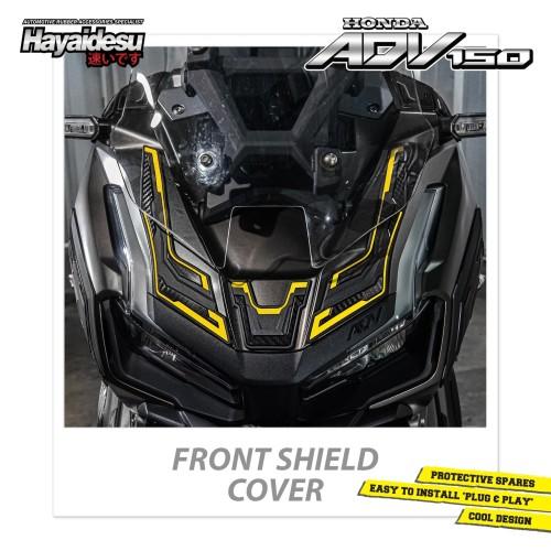 Foto Produk Hayaidesu Honda ADV Front Shield Body Protector Cover dari Hayaidesu Indonesia