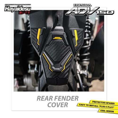 Foto Produk Hayaidesu Honda ADV Rear Fender Body Protector Cover dari Hayaidesu Indonesia