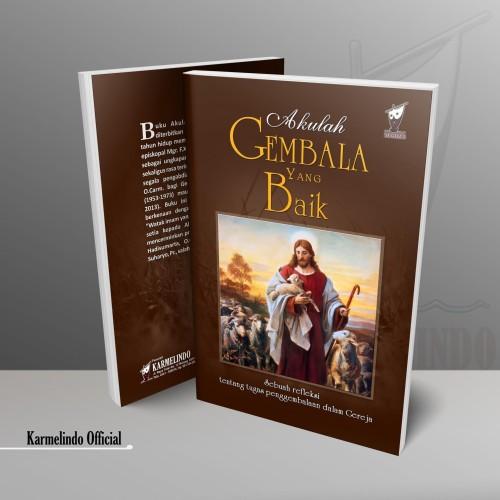 Foto Produk AKULAH GEMBALA YANG BAIK dari Karmelindo Official