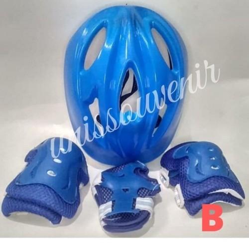 Foto Produk helm sepeda anak polos dari unissouvenir