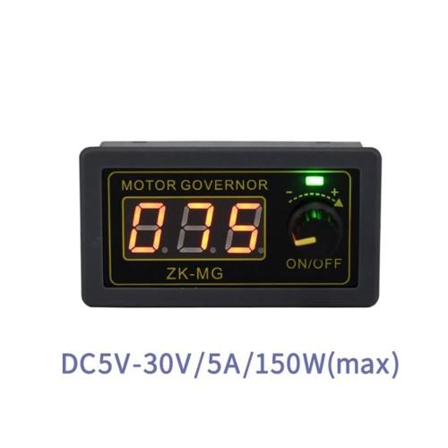 Foto Produk Motor Speed Controller DC PWM Digital Display 5A DC 5-30V 150W dari Cheap n Fun