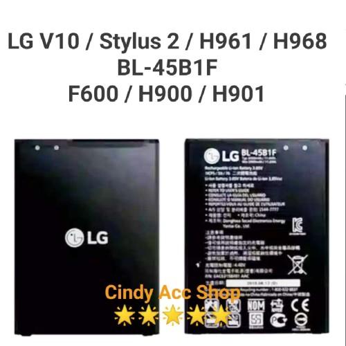 Foto Produk Baterai Batre LG Stylus 2 V10 BL-45B1F Original Battery dari Cindy acc shop