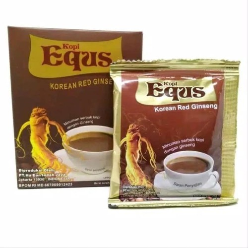 Foto Produk KOPI EQUS GINSENG OBAT-KUAT HERBAL dari Pegro Indonesia