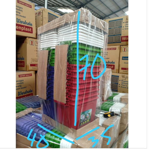 Foto Produk SET ISI 12 Box Container 8 Liter / Box Container 8L dari secretbasesby