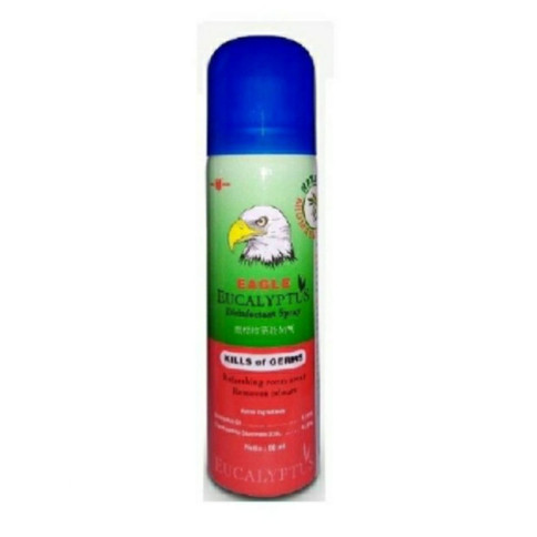 Foto Produk Eagle Spray Ecalyptus 50ML dari JAshop88
