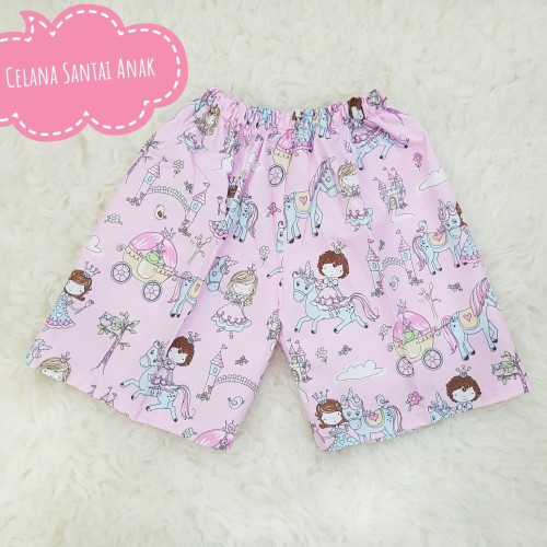 Foto Produk Celana Pendek Anak Perempuan - Size M dari vanesha  online shop