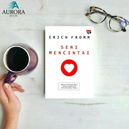 Foto Produk Buku Seni Mencintai - Erich Fromm - Original dari Aurora Book