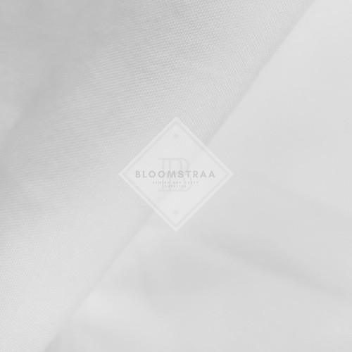 Foto Produk Kain kanvas Sublim Polyester Tipis white bahan sublimasi sublimation dari Bloomstraa