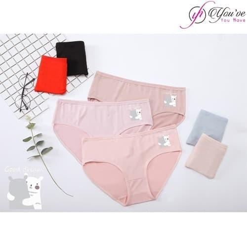 Foto Produk You've (You Have) Celana Dalam Wanita Pakaian Dalam C919 Jumbo Besar dari You've Official Store