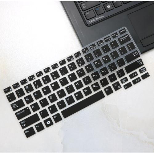 Foto Produk Dell Latitude 13.3 7290 7280 7380 7390 E7370 Keyboard Protector Cover - Hitam dari Gadget_Bro
