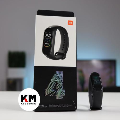 Foto Produk Smartband M4 Heart Rate Monitor Smartwatch M4 Like Mi Band 4 dari Keep Moving