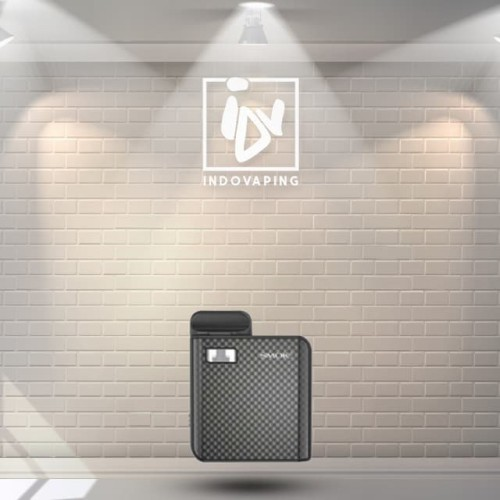 Foto Produk Pod Vapor Vape- Smok Mico 700mAh Authentic Black Carbon Fiber dari indovapingnet