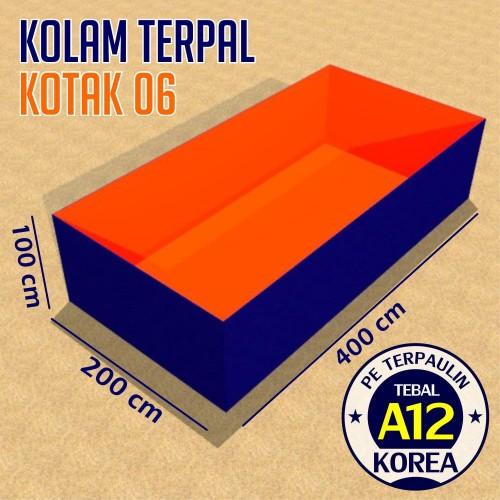 Foto Produk Paket Kit Kolam Terpal dari Grosir Sumber Plastik