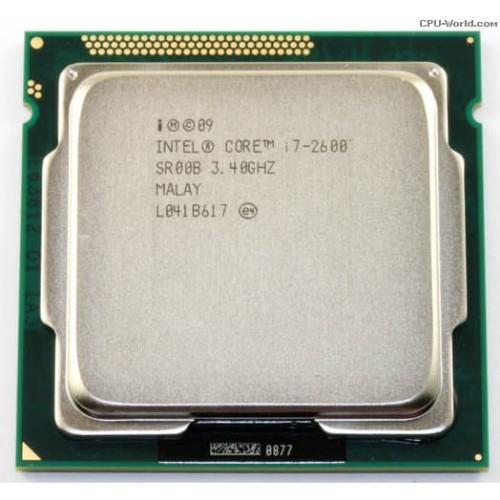 Foto Produk Processor Intel Core I7 2600 3.40GHZ Tray dari Ichiban Computer