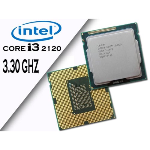 Foto Produk Processor Intel Core I3 2120 3.30GHZ Tray dari Ichiban Computer