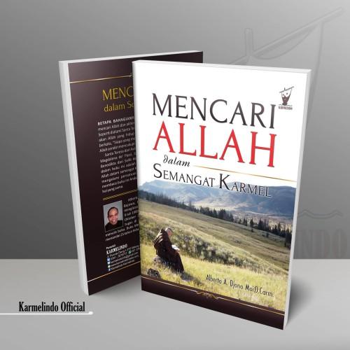 Foto Produk Mencari Allah Dalam Semangat Karmel dari Karmelindo Official