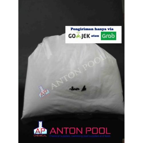 Foto Produk Jual Soda ash (pack 1 kg) Gojek / Grab Only Diskon dari nada karmila store