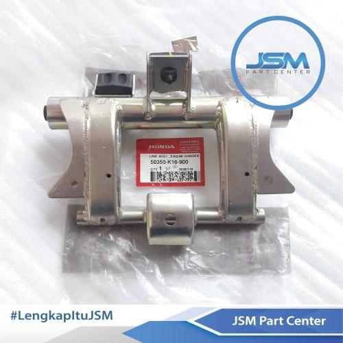 Foto Produk 50350-K16-900 ENGINE MOUNTING HONDA BEAT FI SCOOPY FI 2013-2015 ARM HG dari JSM Online Dua