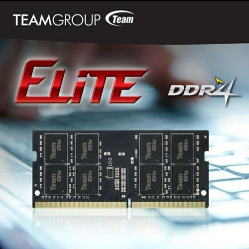 Foto Produk Team Elite Sodimm 3200 MHZ 8GB PC 25600 FOXHOUND dari Yoestore