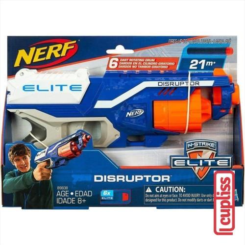 Foto Produk NERF Elite Disruptor Hasbro Original N-Strike dari Cupliss