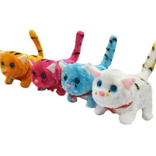 Foto Produk Kucing Mainan | Robot Kucing | Boneka Kucing dari ciustoys