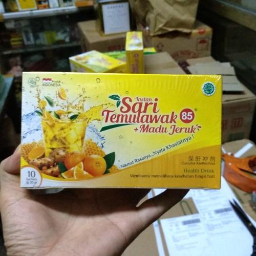 Foto Produk Sari Temulawak 85 - JERUK dari MULTI KARYA GROSIR