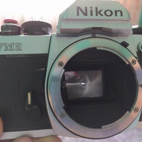 Foto Produk kamera NikonFM2N dari Harby Camera