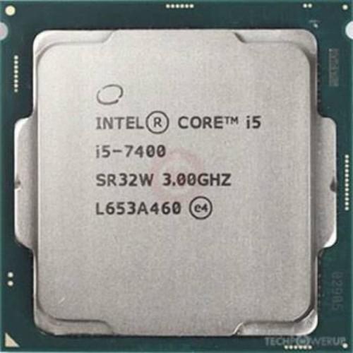 Foto Produk Processor Intel Core I5 7400 3.00GHZ Tray LGA 1151 dari Ichiban Computer