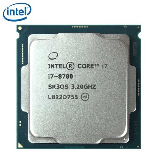 Foto Produk Processor Intel Core I7 8700 3.20GHZ Tray LGA 1151 dari Ichiban Computer