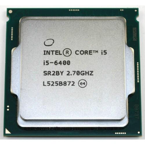 Foto Produk Processor Intel Core I5 6400 2.70GHZ Tray LGA 1151 dari Ichiban Computer