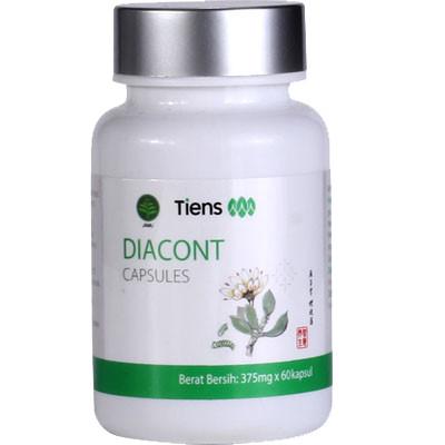 Foto Produk diacont ( kontrol gula darah ) dari The Herbal Box