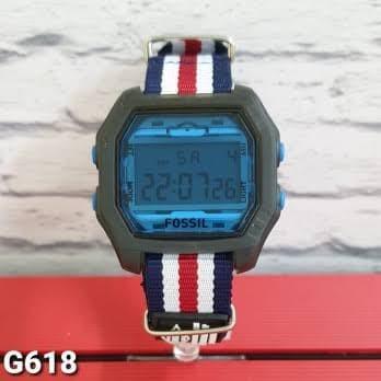 Foto Produk jam - Biru dari AmiinahShop10