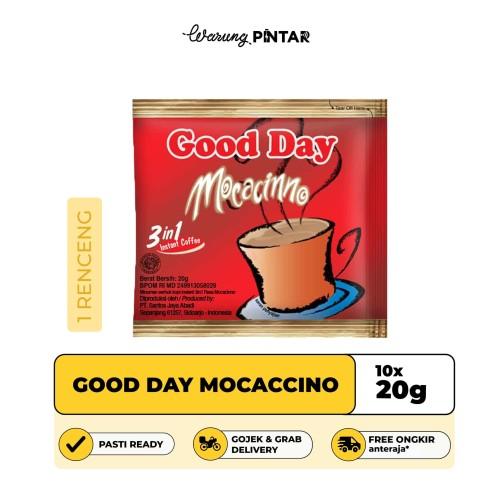 Foto Produk Good Day Mocacinno Sachet 20 gr dari Warung Pintar Indonesia