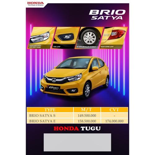 Foto Produk HONDA BRIO dari Honda Tugu