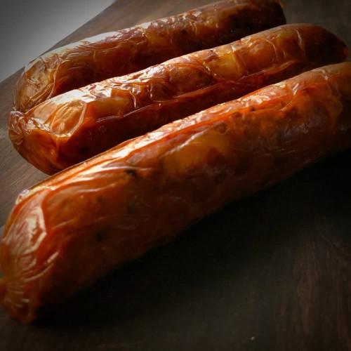 Foto Produk Hungarian Paprika Smoked Pork Sausage / Sosis Asap Paprika Hungaria dari Grandpas Store