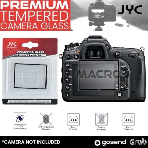 Foto Produk LCD SCREEN PROTECTOR JYC FOR CANON 40D/50D/5DII dari MACRO