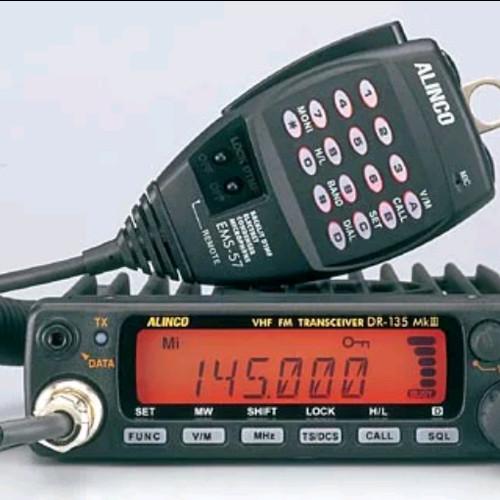 Foto Produk RADIO RIG ALINCO DR 135 ORIGINAL dari valen elektronik