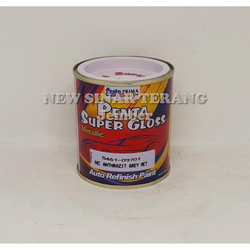 Foto Produk Cat Penta Super Gloss NC Anthrazit Grey Metallic 200cc (Wil Jawa Bali) dari New Sinar Terang