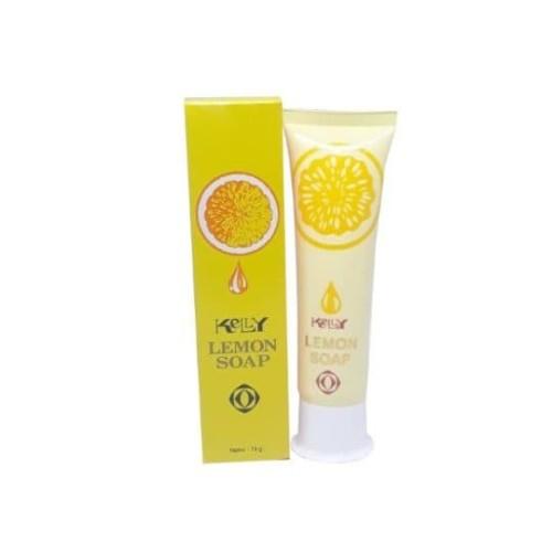 Foto Produk Kelly Lemon Soap 75gr dari Raja Jaya Perkasa