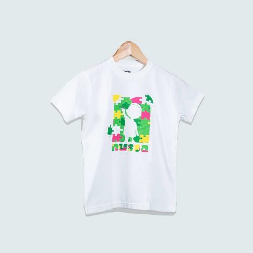 Foto Produk Nussa - Camil Kaos Anak - XL dari Nussa Official