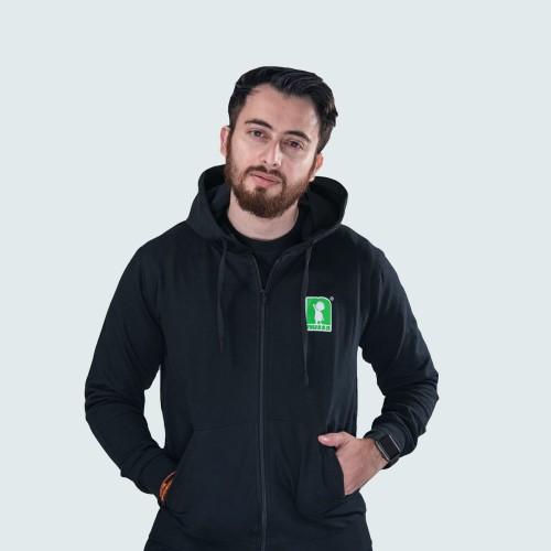 Foto Produk Nussa - Zea Sweater Logo Nussa - L dari Nussa Official