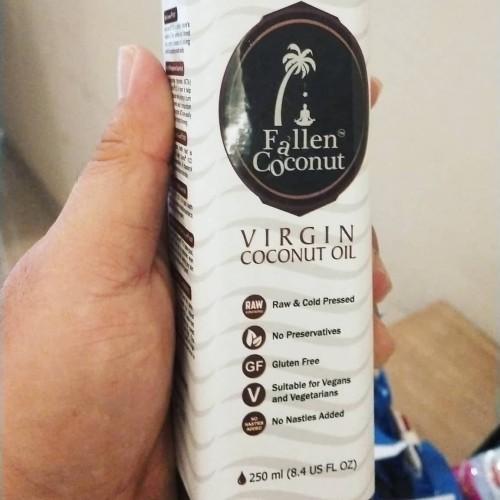 Foto Produk Fallen Coconut Premium Virgin Coconut Oil dari Shiro Gadget