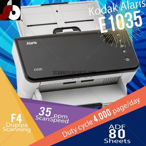 Foto Produk Scanner Kodak Alaris E1035 dari scanner bandung