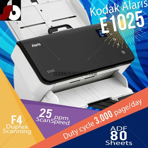 Foto Produk Scanner Kodak Alaris E1025 dari scanner bandung