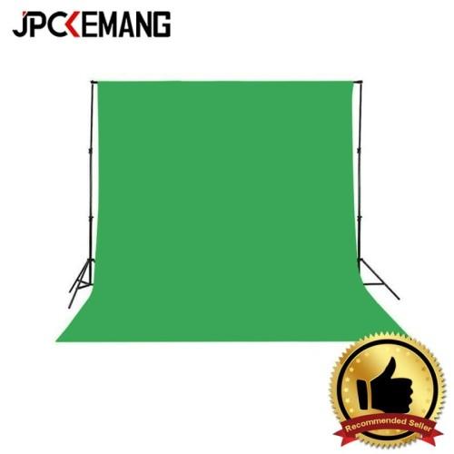 Foto Produk BD Background Paper Green 2.72m X 11m dari JPCKemang