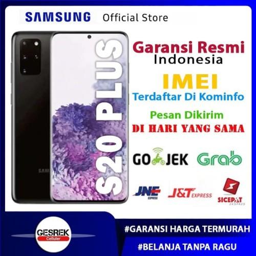 Foto Produk Samsung S20 Plus - Garansi RESMI SEIN - Abu-abu dari Gesrek Phone